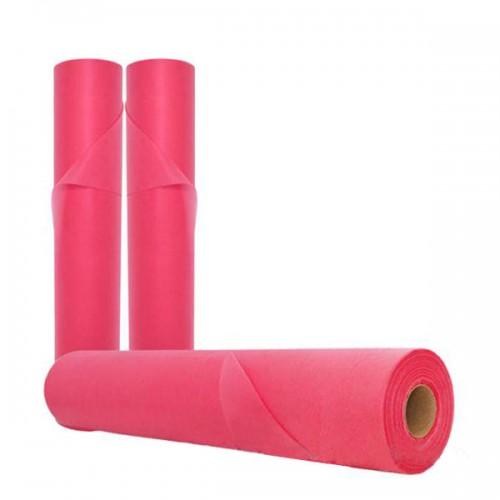 Еднократни чаршафи ТNТ - 20 грама- 58 см. модел SDP135 - розови