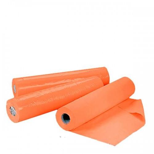 Еднократни TNT чаршафи ролка в оранжево