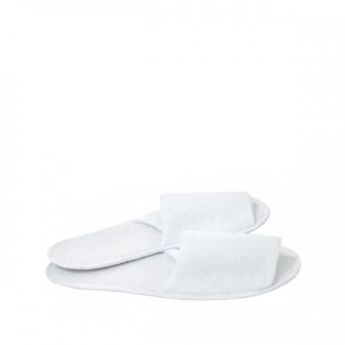 Еднократни хавлиени чехли, отворени