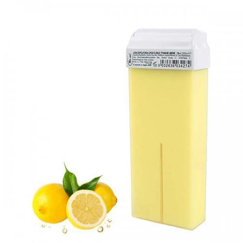 Ролон с кола маска - Лимон - Роял - Италия - 100 мл