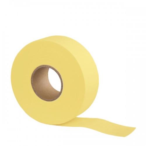 Цветна лента за кола маска - жълта