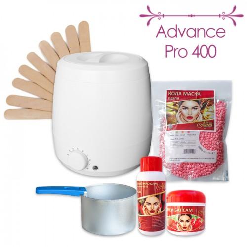 Комплект за кола маска процедури Advance Pro 400